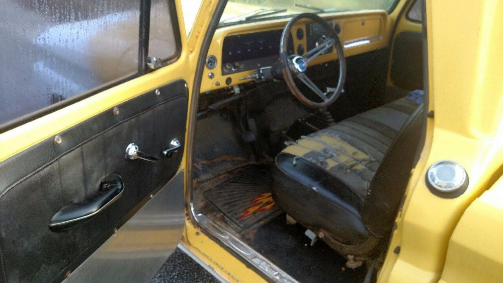 Used 1965 Chevrolet C10 SHORT BED FLEETSIDE PICKUP | Mundelein, IL