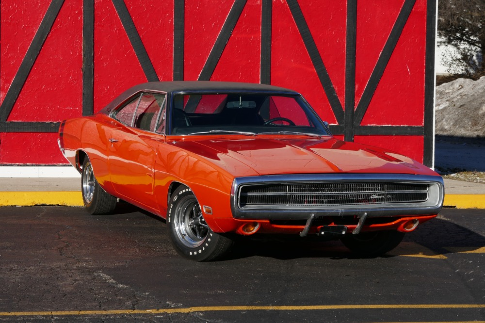 1970 Dodge Charger Real Xp Code 500 Hemi Orange 440 Clean Solid