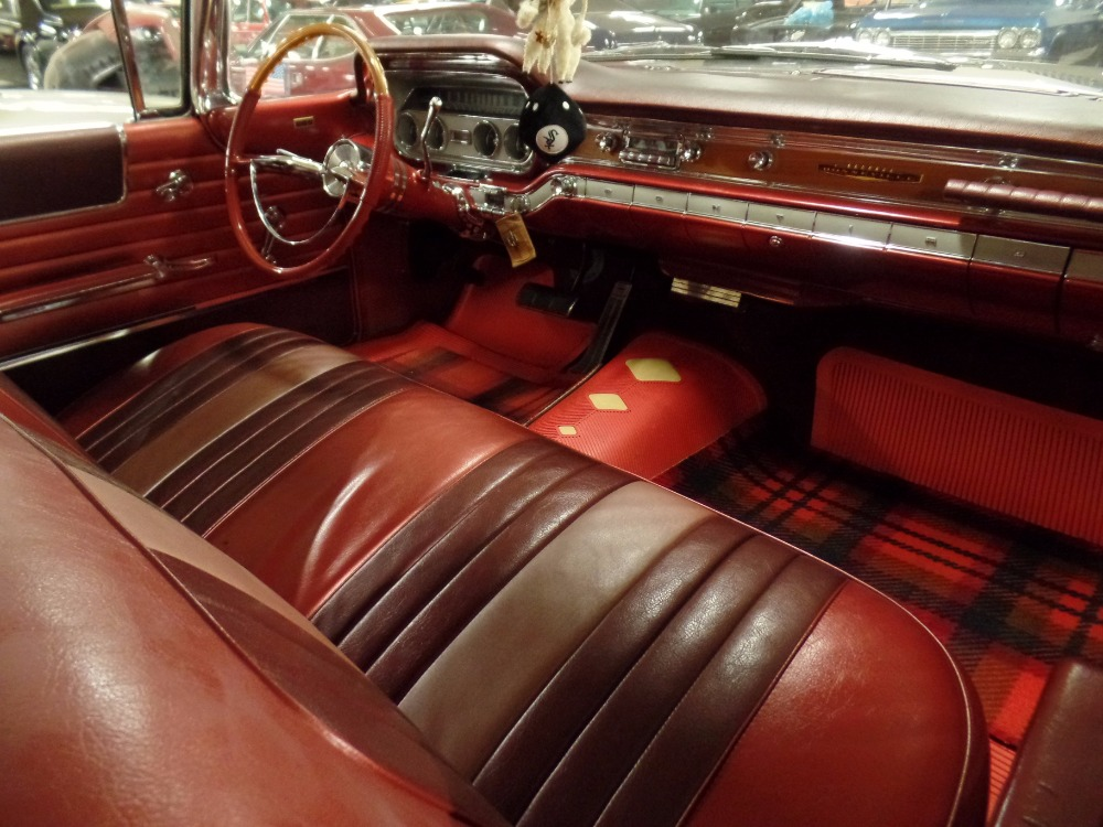 Used 1960 Pontiac Bonneville - PRICE DROP-58,377 ORIGINAL MILES- UNRESTORED SURVIVOR CAR-NUMBERS MATCHIN | Mundelein, IL