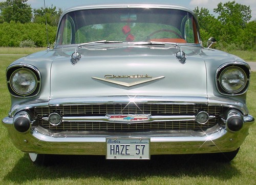 Used 1957 Chevrolet Bel Air Nice Shoe Box | Mundelein, IL