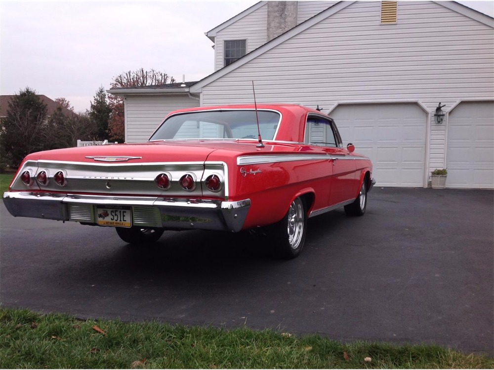 Used 1962 Chevrolet Impala Fully Restored Chevy Stroked Engine- SEE VIDEO | Mundelein, IL