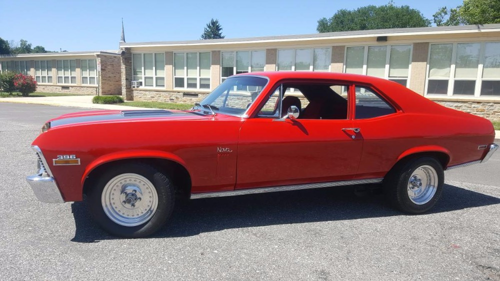 Used 1970 Chevrolet Nova - SS - 454 BIG BLOCK - 79000 ORIGINAL MILES | Mundelein, IL