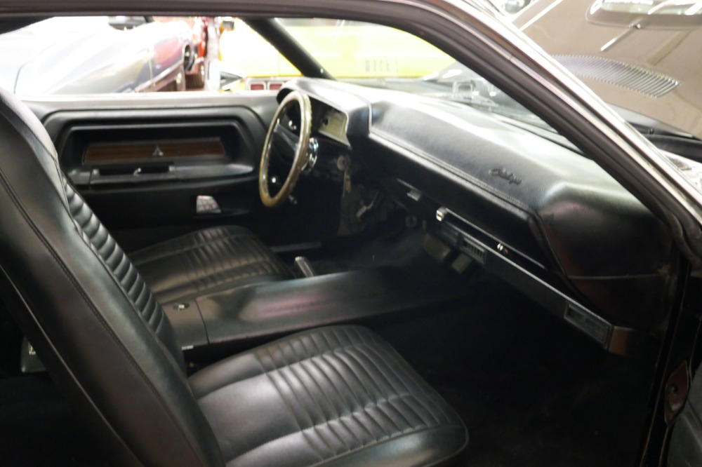 Used 1970 Dodge Challenger -BLACK ON BLACK-360- FRESH RESTORED-NEW JET BLACK PAINT-SHAKER HOOD- | Mundelein, IL