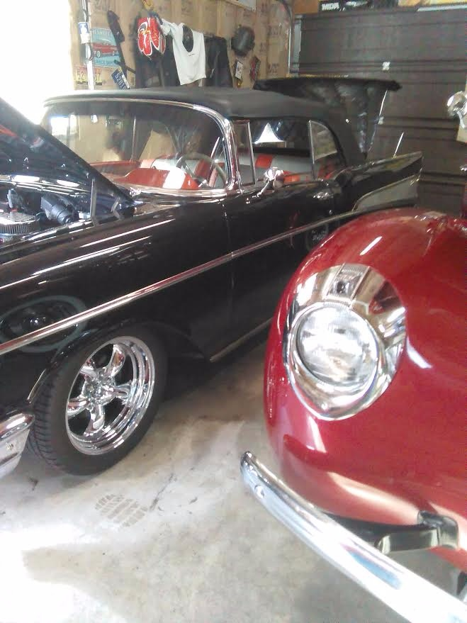 Used 1957 Chevrolet Bel Air -VERY CLEAN - CONVERTIBLE - STAR OF THE SHOW! | Mundelein, IL