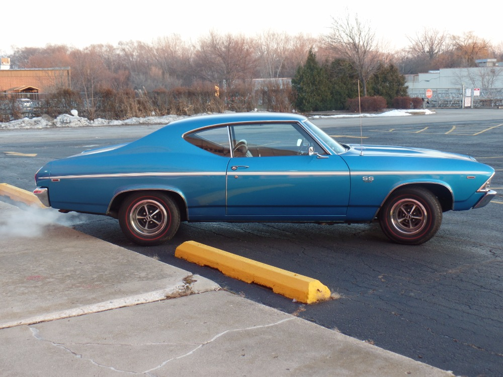 Used 1969 Chevrolet Chevelle -SS396-SUPER SPORT CLEAN BIG BLOCK-FAST CAR-SEE VIDEO   Mundelein, IL