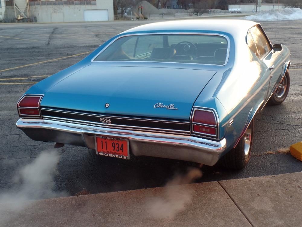 1969 Chevrolet Chevelle Ss396 Super Sport Clean Big Block