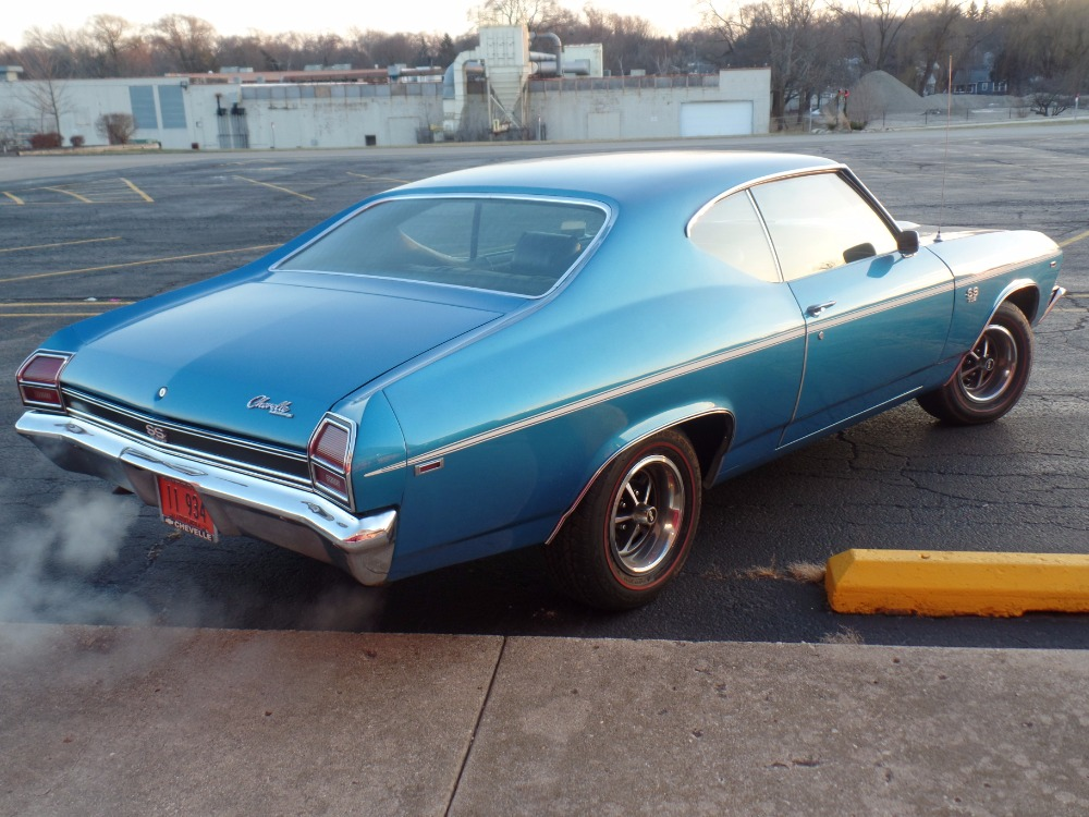 Used 1969 Chevrolet Chevelle -SS396-SUPER SPORT CLEAN BIG BLOCK-FAST CAR-SEE VIDEO | Mundelein, IL