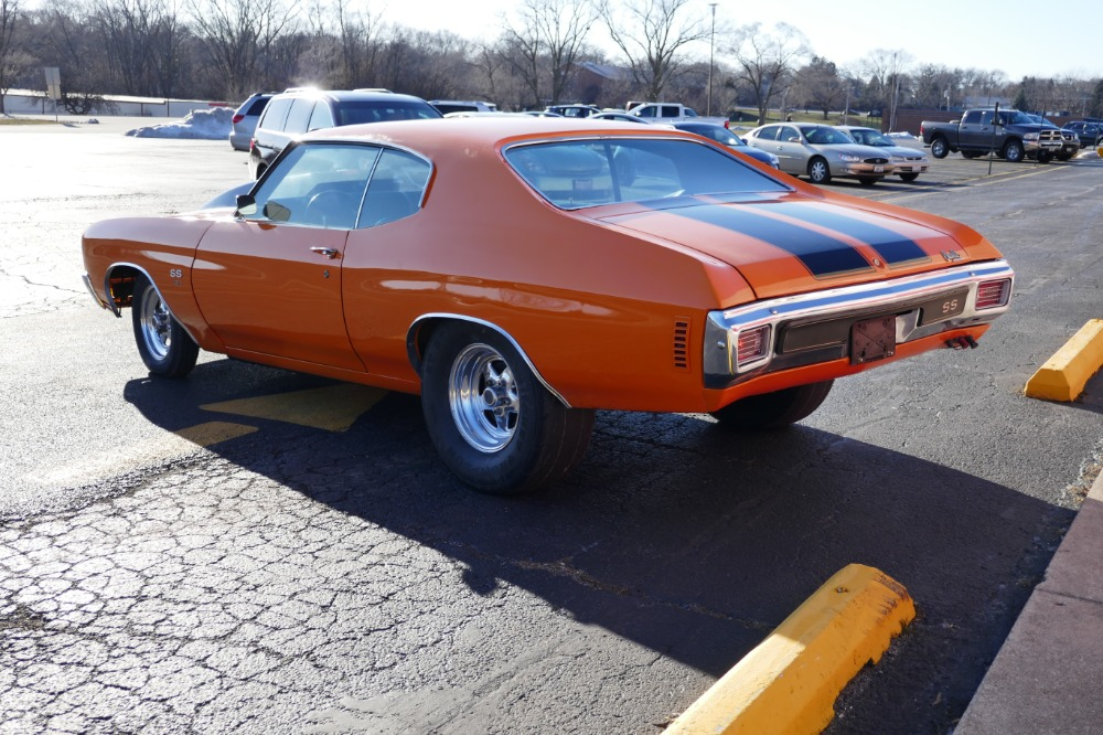Used 1970 Chevrolet Chevelle -SS396 SUPER SPORT WITH SUPERCHARGER-CLEAN SOLID MUSCLE CAR- SEE VIDEO | Mundelein, IL