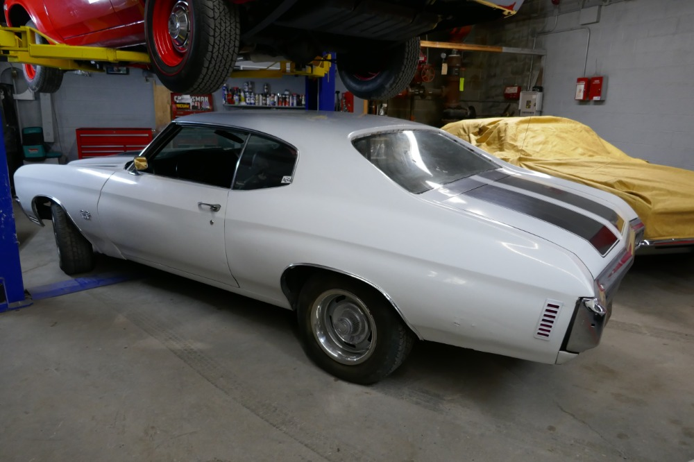 Used 1970 Chevrolet Chevelle -REAL SS396-SUPER SPORT-FACTORY 4 SPEED-DRIVER QUALITY-BUT AFFORDABLE | Mundelein, IL