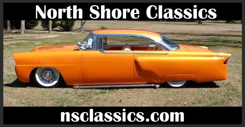 Used 1956 Mercury Monteray BEAUTIFUL CUSTOM CAR   Mundelein, IL