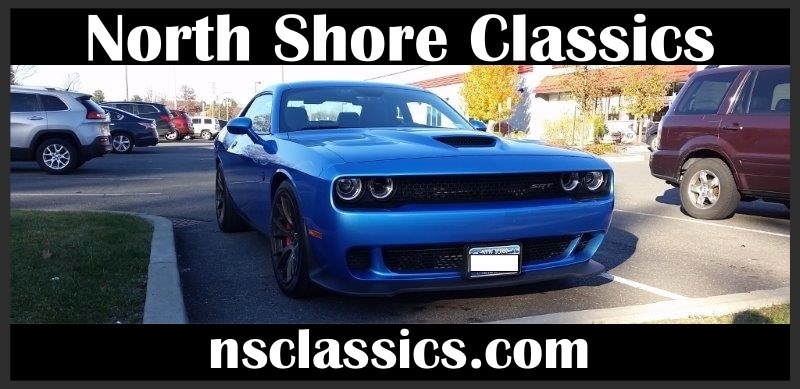 Used 2016 Dodge Challenger SRT HELLCAT-FACTORY SUPERCHARGED-KING OF THE STREET! | Mundelein, IL