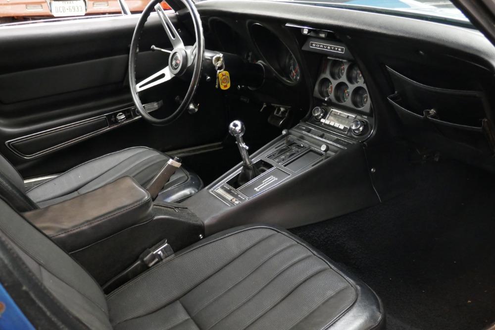Used 1969 Chevrolet Corvette -LeMans BLUE-STINGRAY-AN AMERICAN MASTERPIECE | Mundelein, IL