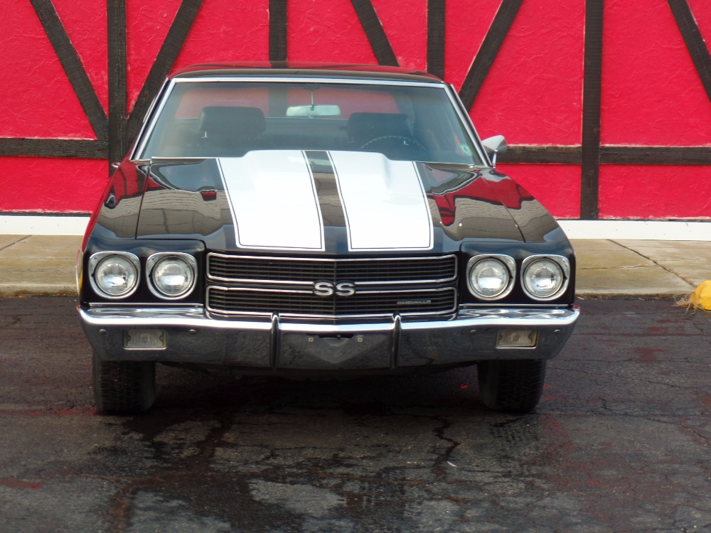 Used 1970 Chevrolet Chevelle -PRICED TO SELL SS454-BUILD SHEET-FACTORY AC CAR- SEE VIDEO- | Mundelein, IL