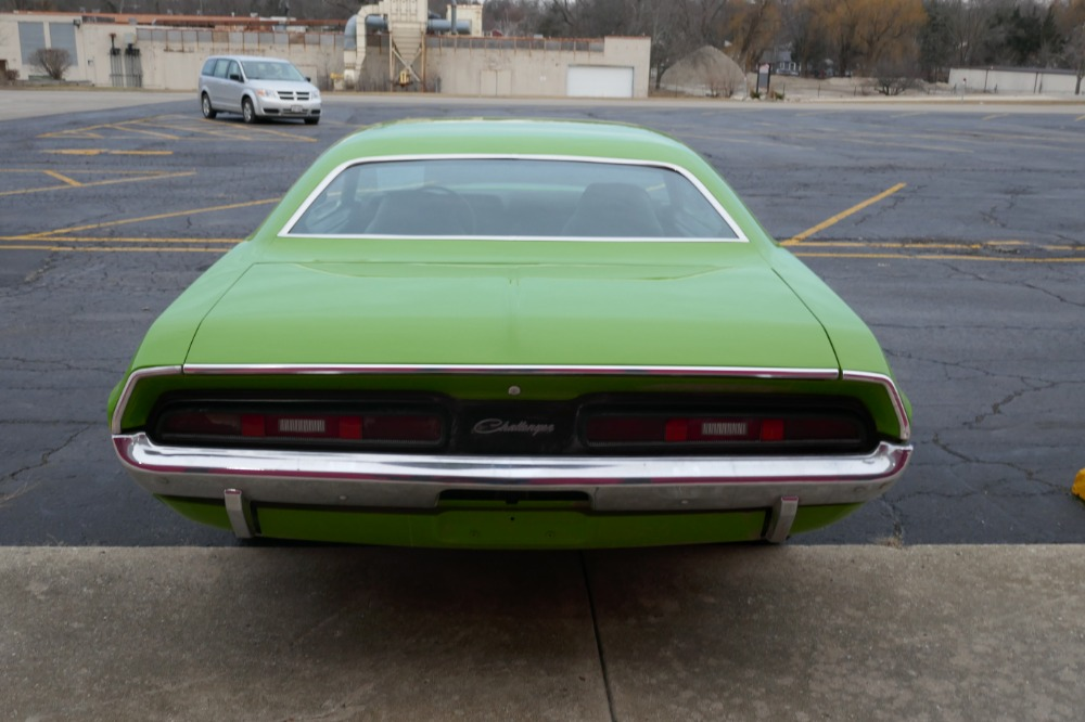 1971 Dodge Challenger -4 SPEED WITH 383 BIG BLOCK-CALI CAR ...