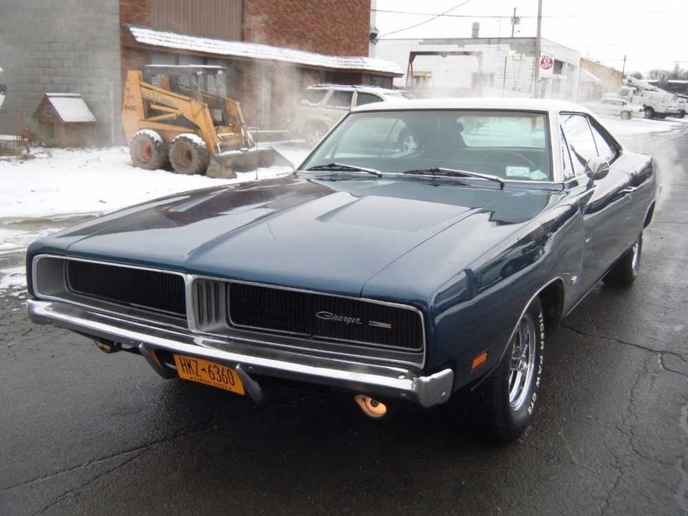 Used 1969 Dodge Charger -REAL SE EDITION- H CODE MOPAR-DRIVER QUALITY -BEST YEAR IS THIS 69   Mundelein, IL