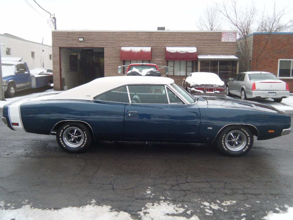 Used 1969 Dodge Charger -REAL SE EDITION- H CODE MOPAR-DRIVER QUALITY -BEST YEAR IS THIS 69 | Mundelein, IL