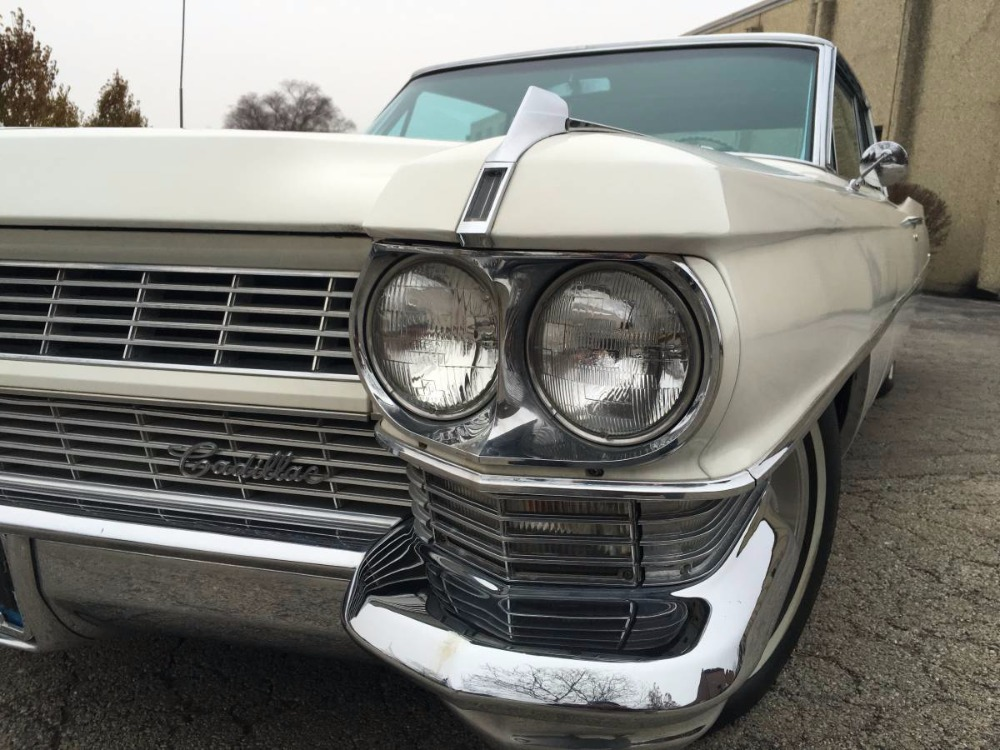 Used 1964 Cadillac DeVille - GREAT DRIVER QUALITY CONDITION- LOW AND SLOW! | Mundelein, IL