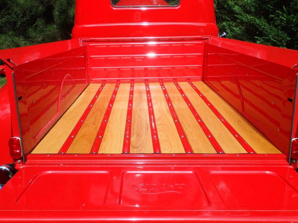 1948 Ford truck BED FLOOR KIT// Ford F-1 pickup BED FLOOR KIT COMPLETE.