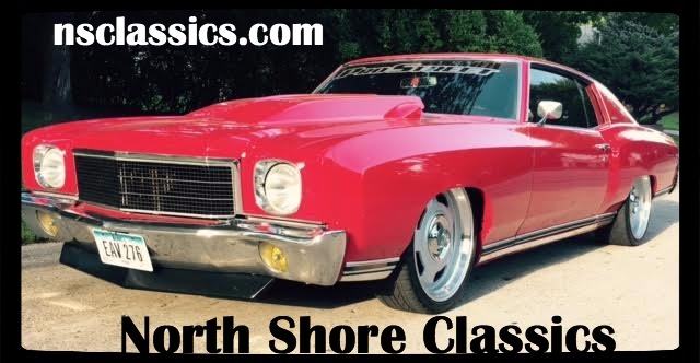 Used 1970 Chevrolet Monte Carlo - 454 BIG BLOCK WITH SUPERCHARGER ON AIR RIDE - SEE VIDEO | Mundelein, IL