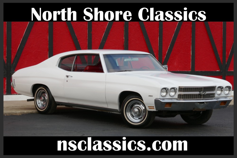 Used 1970 Chevrolet Chevelle ONE OWNER - ORIGINAL CALI CAR- SEE VIDEO | Mundelein, IL