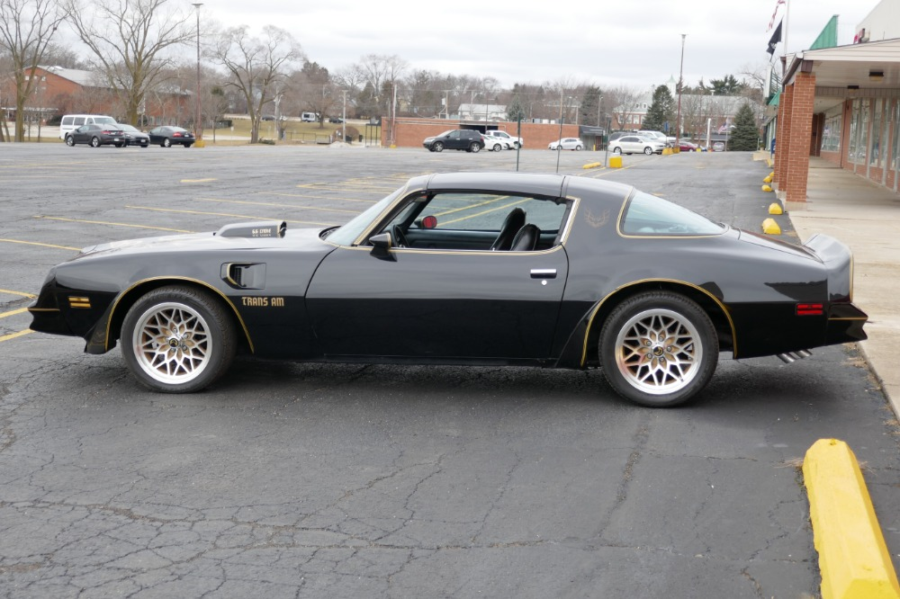 Used 1978 Pontiac Trans Am -GOLD PACKAGE T-TOPS 4-SPD-REAL WS6 CODE- SEE VIDEO | Mundelein, IL