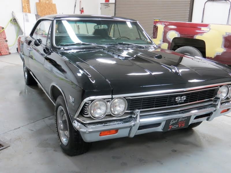 Used 1966 Chevrolet Chevelle - TRUE SUPER SPORT- 396 W/ 4-SPEED - | Mundelein, IL