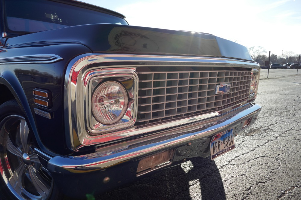 Used 1971 Chevrolet C10 LS Engine-Frame Off Restored from Texas-Pro Touring- SEE VIDEO | Mundelein, IL