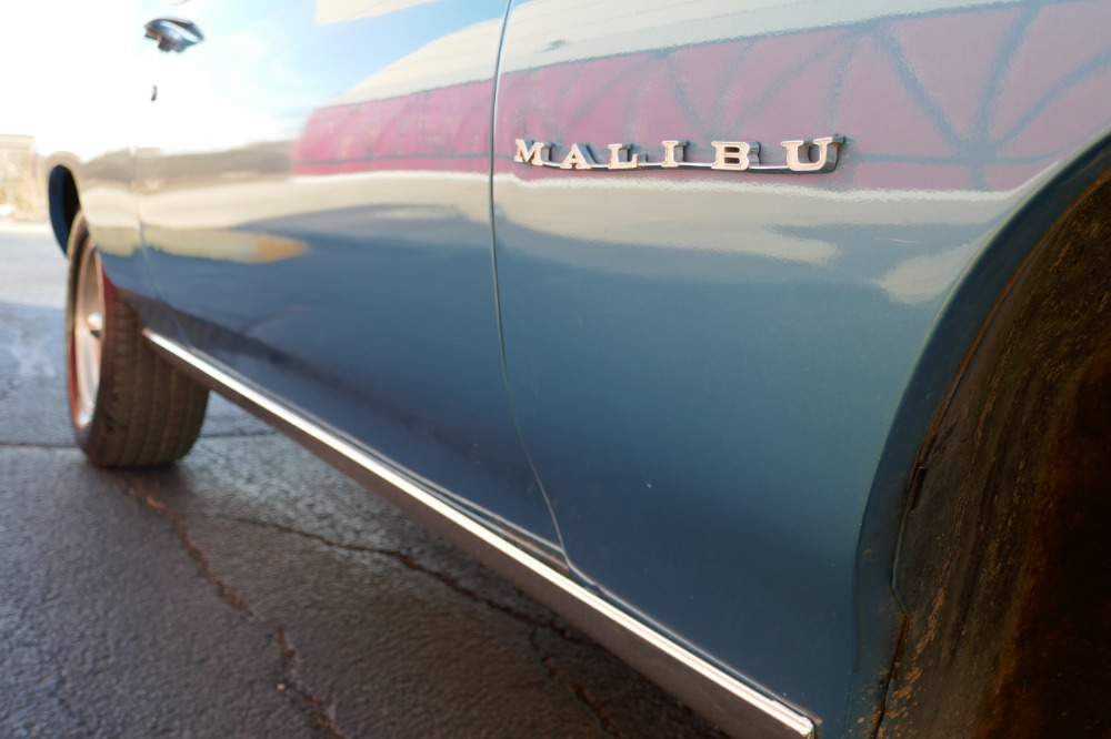 Used 1970 Chevrolet Chevelle -MALIBU-350-CLEAN SOLID CHEVELLE-ASTRO BLUE-RELIABLE DRIVER-SEE VIDEO | Mundelein, IL