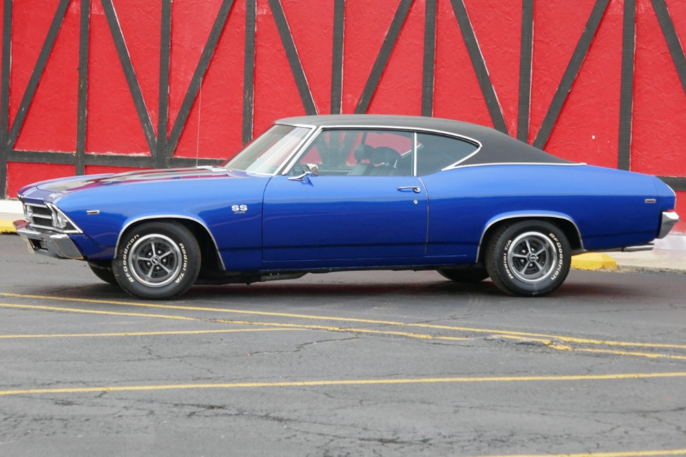 Used 1969 Chevrolet Chevelle -TRUE SUPER SPORT 396- CUSTOM PAINT- SEE VIDEO | Mundelein, IL