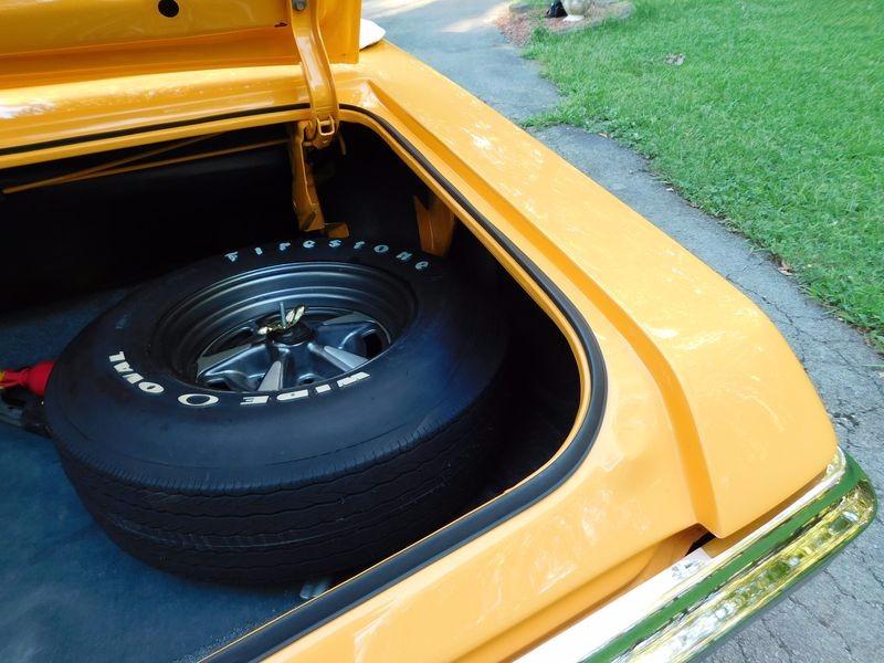 Used 1970 Pontiac GTO -REAL 400 WT CODE CONVERTIBLE- | Mundelein, IL