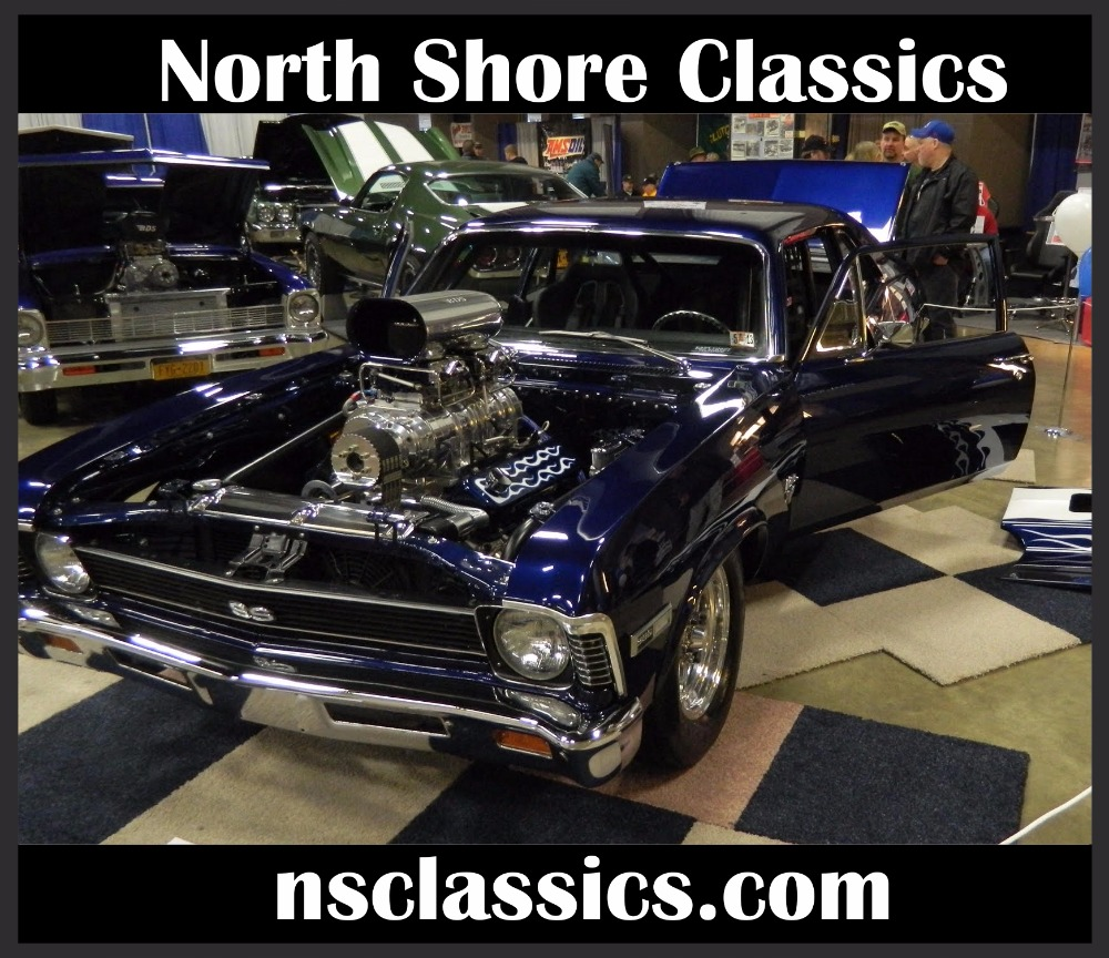 Used 1969 Chevrolet Nova - BUILT FROM THE GROUND UP- | Mundelein, IL