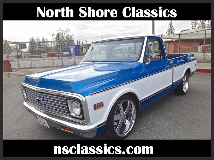 Used 1972 Chevrolet C10 California pick up- Newer Paint- Rock Solid | Mundelein, IL