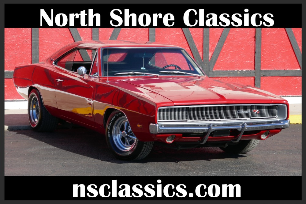 Used 1968 Dodge Charger BIG BLOCK 440 WITH 4 Speed - R/T Emblems- SEE VIDEO | Mundelein, IL