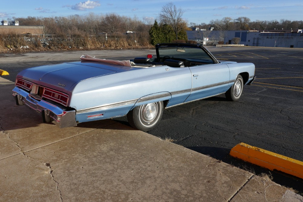 Used 1974 Chevrolet Caprice -ONE OWNER -CLASSIC-  CONVERTIBLE- SEE VIDEO | Mundelein, IL