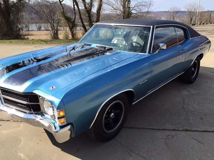 Used 1971 Chevrolet Chevelle - GREAT TURN KEY CLASSIC - | Mundelein, IL
