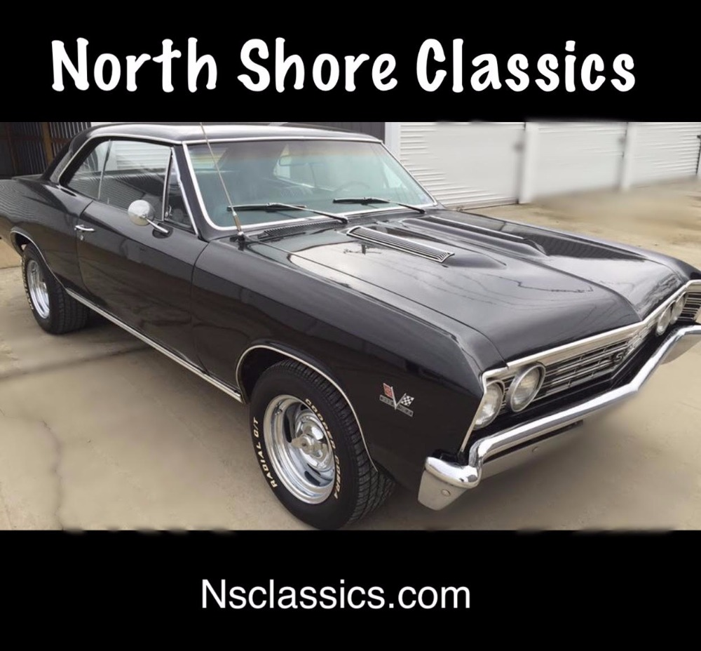 Used 1967 Chevrolet Chevelle - BIG BLOCK 454 WITH MUNCIE 4-SPEED- SEE VIDEO | Mundelein, IL