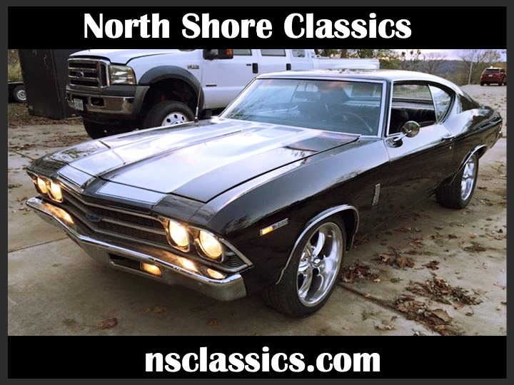 Used 1969 Chevrolet Chevelle - AMERICAN CLASSIC WITH A STRONG 396- SEE VIDEO | Mundelein, IL