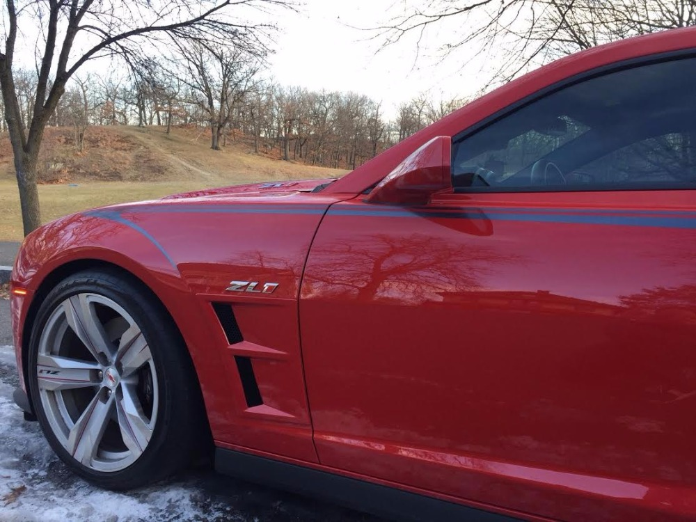 Used 2013 Chevrolet Camaro - ZL1 SUPERCHARGED 6.2L-LIVERNOIS STAGE 3- 720HP -SEE VIDEO- NEW LOW PRICE | Mundelein, IL