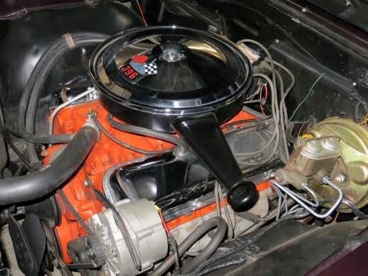 Used 1967 Chevrolet Chevelle - 138 VIN SUPER SPORT- WITH RARE FACTORY M-6 PLUM MIST EXTERIOR- | Mundelein, IL