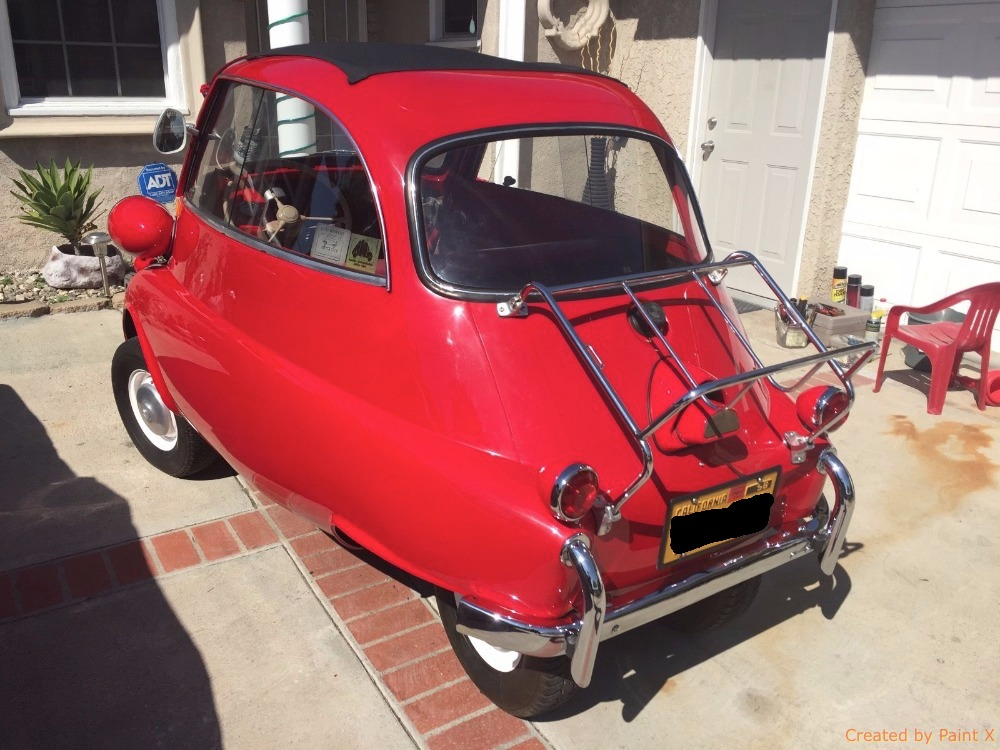 Used 1957 BMW Isetta 300 FULLY RESTORED FROM CALIFORNIA- | Mundelein, IL