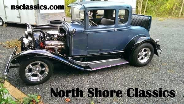 1930 Ford Model A - FRAME OFF RESTORATION- HISTORY CHANEL STAR- SEE ...