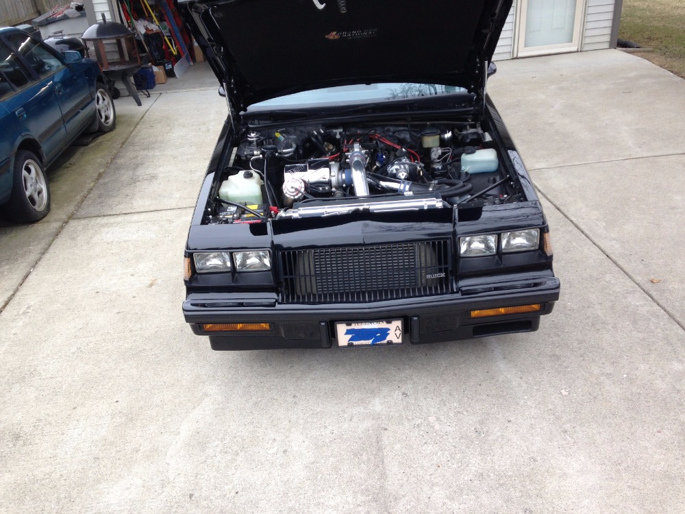 Used 1987 Buick Grand National - DOCUMENTED 3.8L TURBO V8 -NEW LOW PRICE- | Mundelein, IL