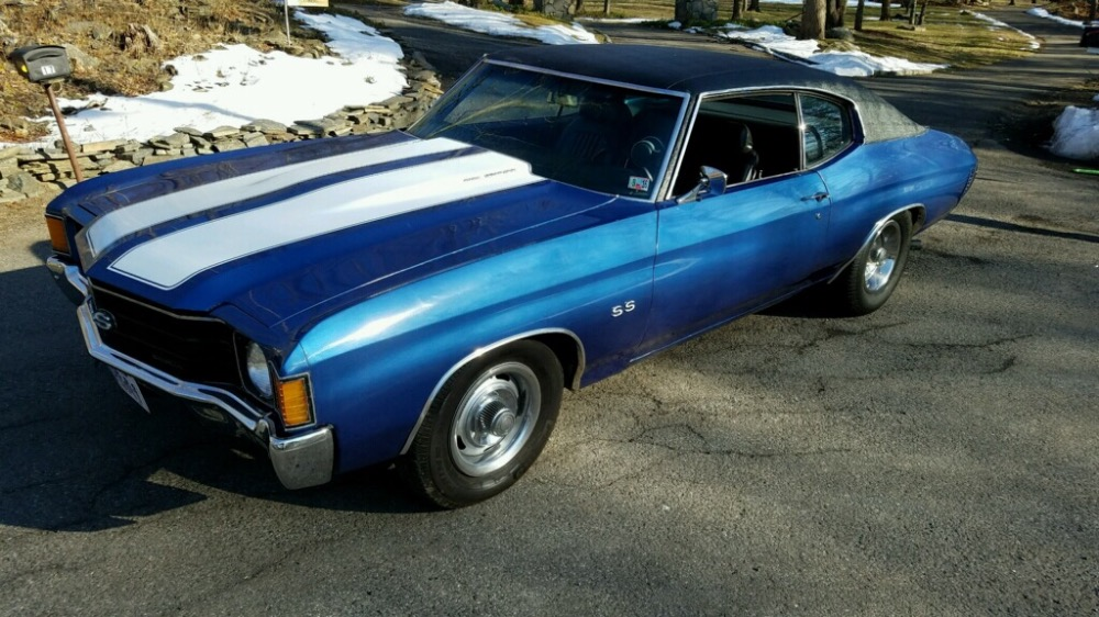 Used 1971 Chevrolet Chevelle 4 SPEED with 12Bolt- Great solid driver- SEE VIDEO | Mundelein, IL