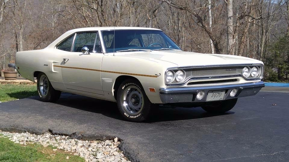 Used 1970 Plymouth Road Runner -FULLY RESTORED MOPAR-SHOW QUALITY- | Mundelein, IL