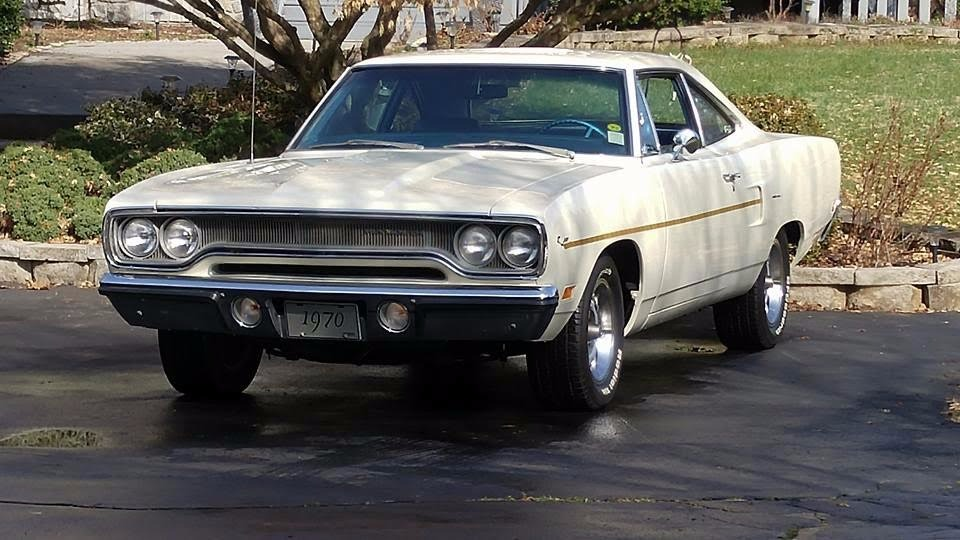 1970 Plymouth Road Runner -FULLY RESTORED MOPAR-SHOW QUALITY ...
