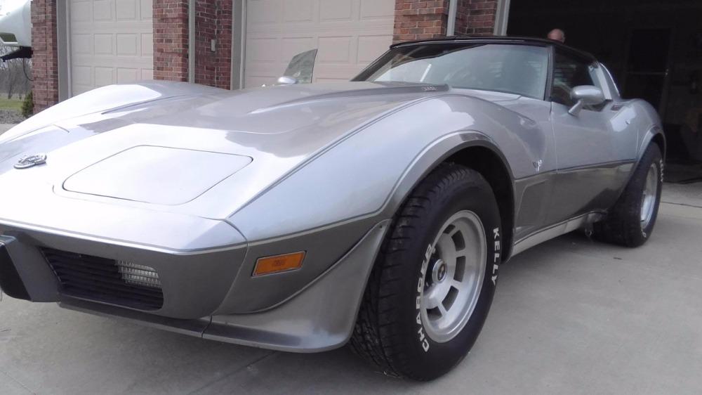 Used 1978 Chevrolet Corvette - WELL MAINTAINED 4-SPEED VETTE- | Mundelein, IL