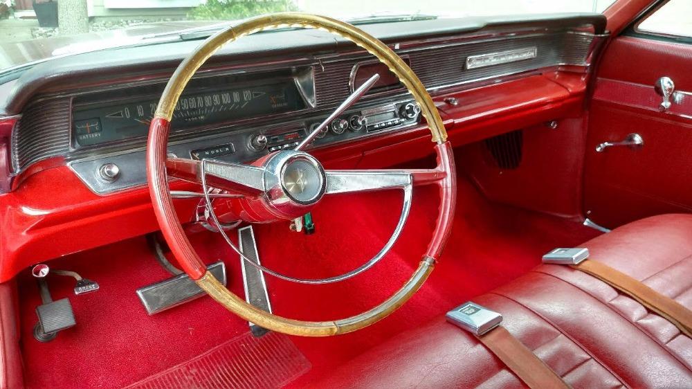 Used 1964 Pontiac Catalina - CALIFORNIA CONVERTIBLE CLASSIC-   Mundelein, IL