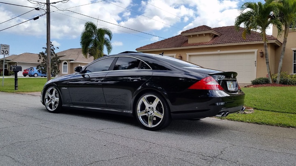 2007 mercedes benz cls63 amg sharp clean mint condition. Black Bedroom Furniture Sets. Home Design Ideas