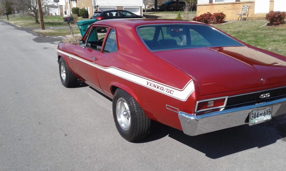 Used 1972 Chevrolet Nova -Yenko Clone-Nice southern car-   Mundelein, IL