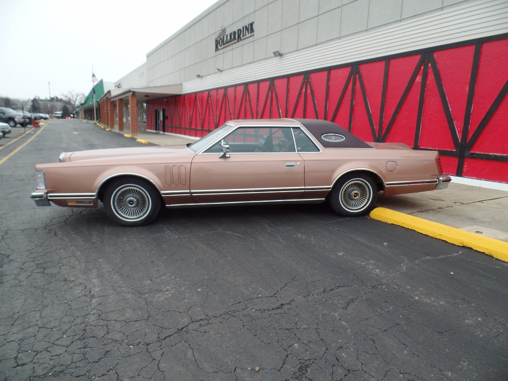 1979 Lincoln Continental - MARK V - CLASSIC ORIGINAL CRUISER